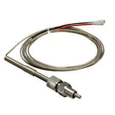 EGT EXHAUST GAS TEMPERATURE SENSOR PROBE,UNIVERSAL FIT, K-Type Thermocouple, for