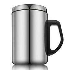Portable Vacuum Flask 350ml Stainless Steel Insulated Thermal Mug Water Bottle