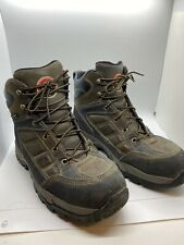 Red Wing Boots Irish Setter Water Proof Steel Toe Lightly Used 8.5