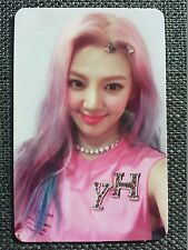 SNSD HYOYEON HOLIDAY Ver Official PHOTOCARD 6th Album Holiday Night 효연
