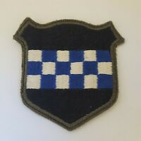 """WWII Reproduction DIVISION /""""Black Border/"""" 99th INF"""
