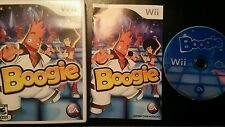 Boogie - Nintendo Wii video game Complete * Electronic Arts