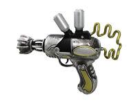 Steampunk Ray Gun Laser Pistol Space Alien Blaster Prop Halloween Accessory