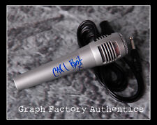 GFA The Libertines Frontman * CARL BARAT * Signed Microphone PROOF COA