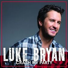 LUKE BRYAN - CRASH MY PARTY: DELUXE EDITION CD ALBUM (February 23rd 2015)