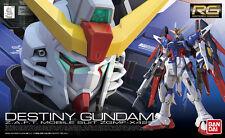 RG 1/144 ZGMF-X42S Destiny Gundam from Mobile Suit Gundam SEED Model Kit Bandai
