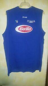 Canotta da Allenamento Spalding Italia Basket XXL Ottime Condizioni