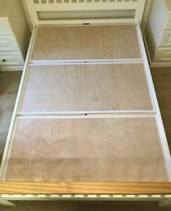 4ft SMALL Double Bed -Strengthening Board /Panels 9 MM Plywood Mattress Support