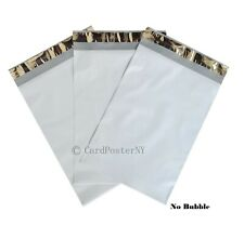 100 145x19 Poly Mailers Envelopes Shipping Bags Free Expedited Shipping