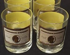 Vintage AMERICAN EXPRESS Credit/Charge Card Drinking Glass Set UNUSED