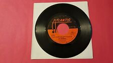 THE TRAMMPS / That's Where The Happy People Go - Disco Inferno /   45 Vinyl