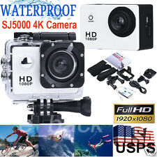 1080P Full HD DV SJ5000 Sports Recorder Car Waterproof Action Camera Camcorder