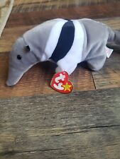 """Rare TyBeanie Beanies """"Ants"""" The Anteater - 1997 - Mint - Retired - Perfect."""