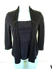 Per Una M&S Purple casual jumper top - SIZE 10