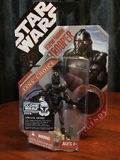 """Star Wars 30th Anniversary 3.75"""" Utapau Shadow Trooper Saga Legends New Mint"""