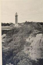 11209 AK Groß-Dirschkeim Leuchtturm Brüsterort Samland 1941 Ostpreußen Feldpost