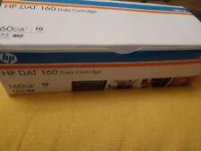 10 Pack Hp Dat 160 Data Cartridge 160gb C8011A