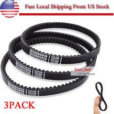 Lot/3pack Go Kart Drive Belt 30 Series Replaces Manco 5959 Comet 203589 Usa