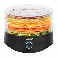 Brentwood Appliances Fd-1026bk 5-tray Food Dehydrator With Auto Shutoff