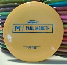 Discraft Paul McBeth Prototype Z Esp Blend Zeus Disc Golf Distance Driver 173.2g