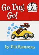 Beginner Books(R): Go, Dog. Go! by P. D. Eastman (1961, Hardcover) *NEW*