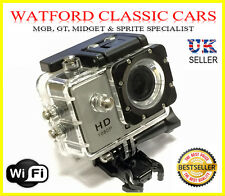 Pro Styled WIFI HD 12MP 1080P Waterproof Action Video Sports Camera +Accessories
