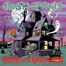 The Groovie Ghoulies - Born In The Basement [New CD]