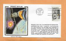 PROJECT SKYLAB 2nd  PHOTOS OF KOHOUTEK DEC 29,1973 CANAVERL   COLORANO