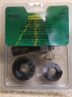"NEW Greenlee 1""  Conduit Slug Buster Knockout Punch Set #7211BB-1"