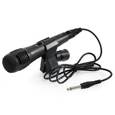 Hot  Professional Dynamic Handheld Wired Microphone 1.5M Cable Uni-directional