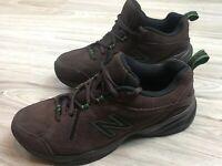 New Balance 608v4 Men's Size 7.5 Brown Green Crosstrainer MX608V40 Hiking