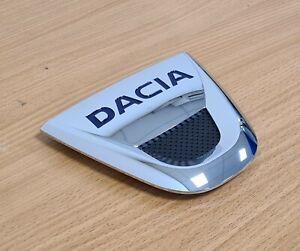 Genuine Dacia Duster, Sandero, Logan Front Grille Emblem - 628900520R