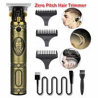 2020 Zero Grapped Hair Trimmer Portable Cordless Hair Clipper Haircut Machine lm