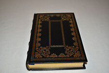 Franklin Library MAIN STREET Sinclair Lewis LEATHER 1978 1ST American Literature