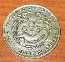 """Dollaro del dragone della provincia dello Yun-Nan Imperatore"""" Guangxu - NR. 688"""