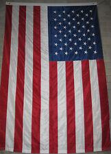 LARGE AMERICAN FLAG 10'X15' 10 X 15 USA NYLON HUGE F549