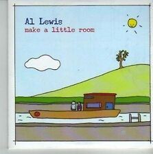 (CV536) Al Lewis, Make A Little Room - 2011 DJ CD