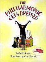 The Philharmonic Gets Dressed (Reading Rainbow Books), Kuskin, Karla, Very Good