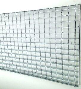 Gitterrost  Podest Treppen Gitter Rost  800 x 1000 mm, Tragstab 30 x 2 mm,