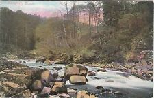 View On River Ure, Hackfall Woods, GREWELTHORPE, Yorkshire
