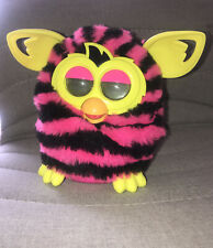 Furby Boom pink and black interactive electronic pet, Hasbro 2012