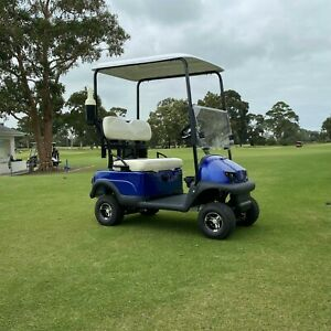 CONDOR SS. SINGLE SEAT GOLF CART.  36V 1500W MOTOR. GEARED TO GO UP ANY INCLINE.