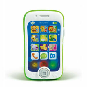 Baby clementoni Smartphone Touch and Play prima infanzia..