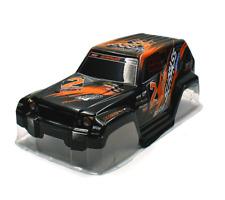 Rc Car Truck Lexan Body-shell Fits Tamiya Monster Beetle Blackfoot