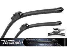 """For Hyundai - ix20 Hatchback 2010-> Front Wiper Blades UniBlade (26"""" 14"""")"""