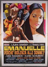EMANUELLE - PERCHE VIOLENZA ALLE DONNE? (1977) 27697