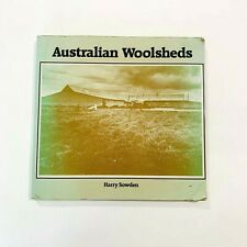 Australian Woolsheds by Harry Sowden (Paperback)