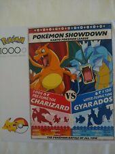 Pokemon Buffalo Games Pokemon Showdown 1000 Piece Jigsaw Puzzle Charizard