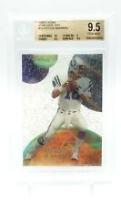 1998 E-X2001 Star Date 2001 Peyton Manning rookie card BGS Mint 9.5 None Higher!