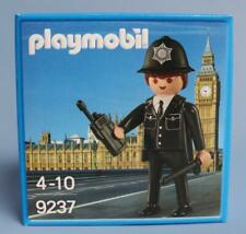 Playmobil British Bobby Police Officer  - Male figure - City Life  NEW 9237